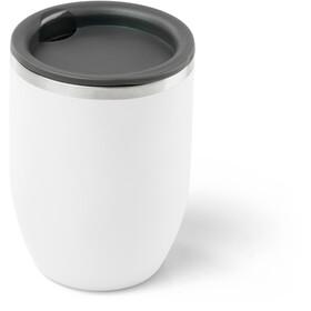 GSI Glacier Stainless Doppio Mug 192ml milk white